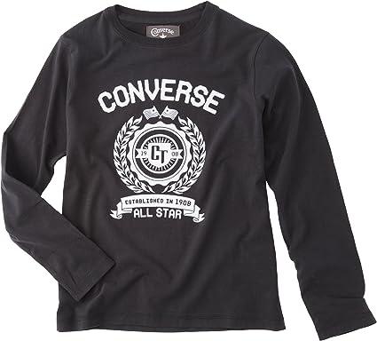 t shirt garcon 10 ans converse