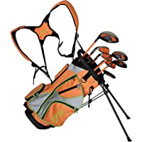droc–Mica Series 7PCS Juego de Club de Golf + Bolsa de golf a partir de 3–6zurdos