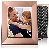 """Peach Copper : Nixplay Iris 8"""" Wi-Fi Cloud Frame (W08E - Peach Copper)"""