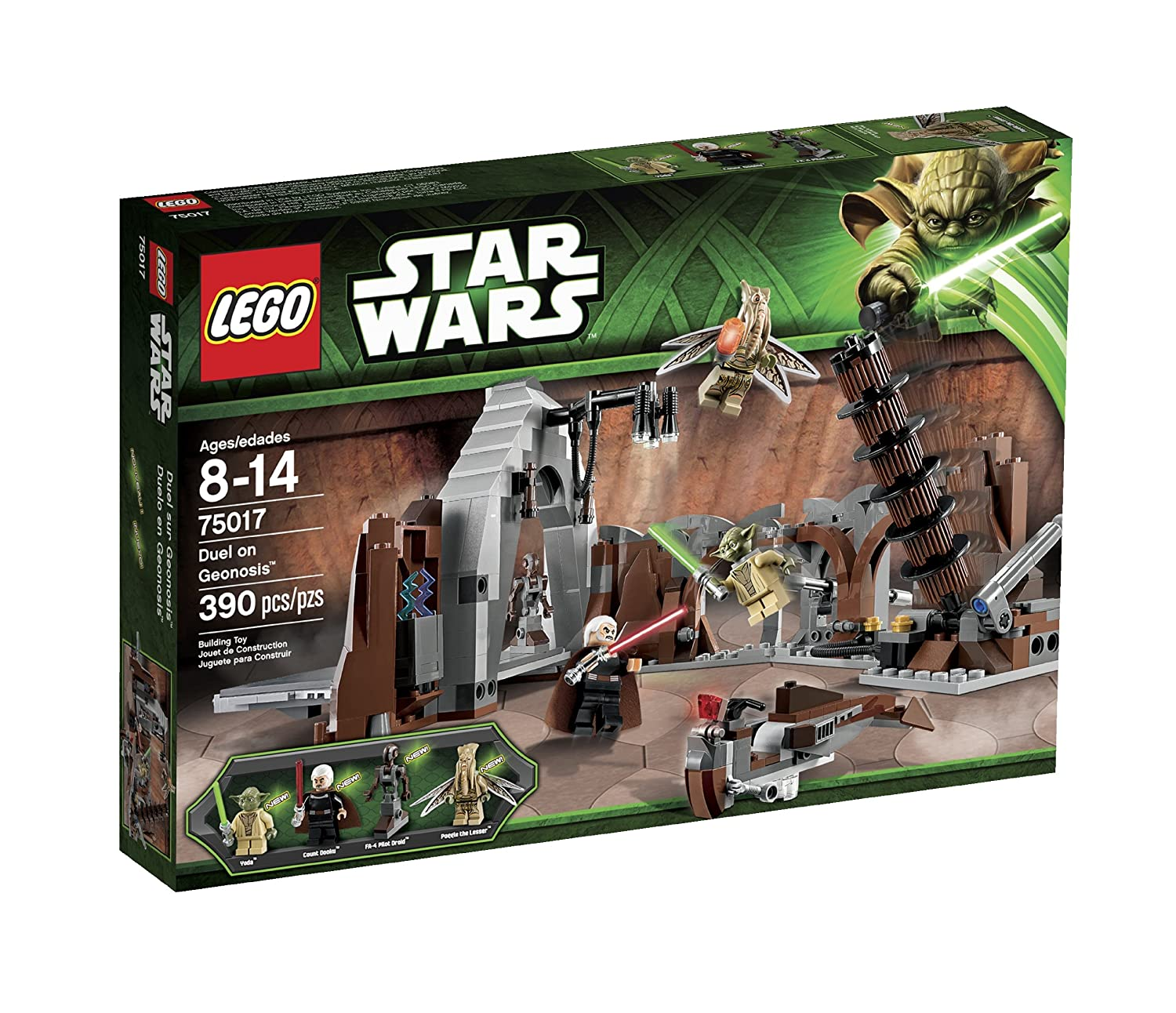 Top 5 Best LEGO Yoda Sets Reviews in 2020 5