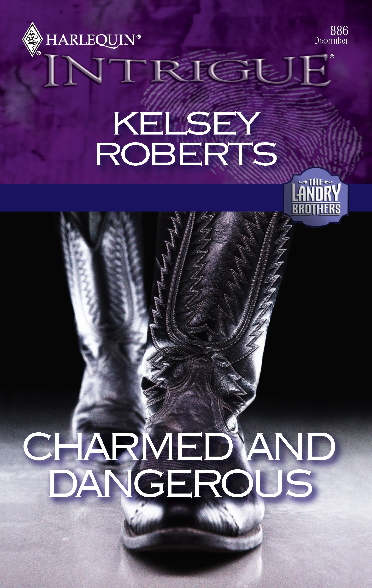 Download Charmed and Dangerous (The Landry Brothers) ebook