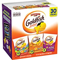 30-Pack Pepperidge Farm Goldfish Baked Snack Crackers Variety Pack (Classic Mix)