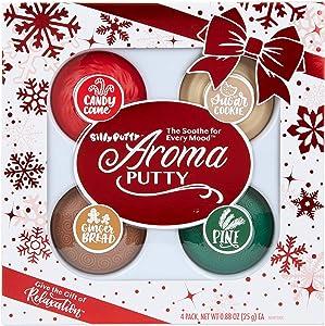 Crayola Aroma Putty, Silly Putty Alternative, Gift, 4 Count