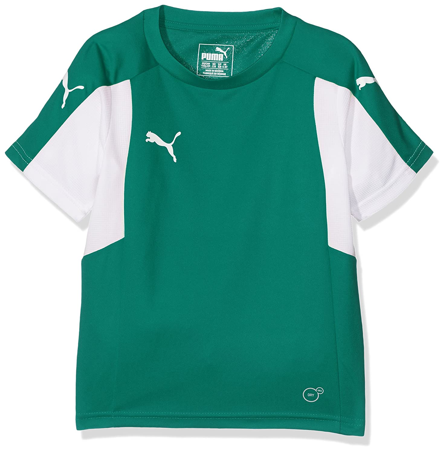 Puma Kinder Dominate Ss Shirt T PUMAE|#PUMA 703063