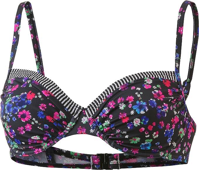 S.OLIVER BEACH Bikini Oberteil Mix-Kini