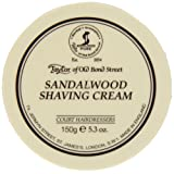 Amazon Price History for:Taylor of Old Bond Street Sandalwood Shaving Cream Bowl, 5.3-Ounce