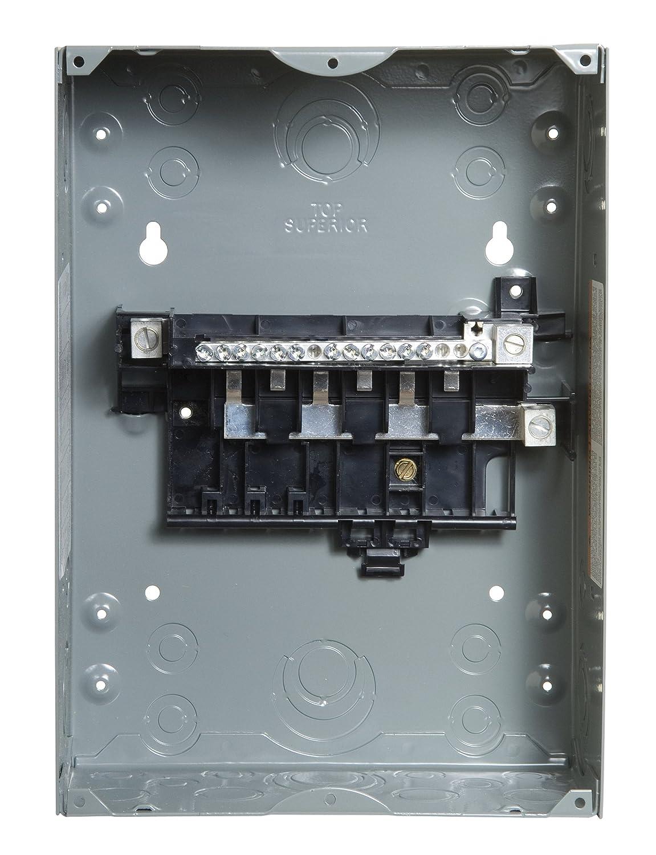 Your One Source Qo612l100scp 100 Amp Main Lug Load Center Circuit 24 Breaker 100a Panels Amazoncom