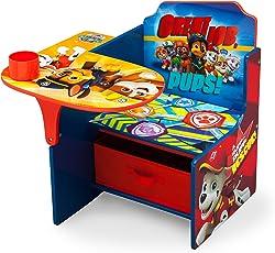Delta Children Chair Desk With Storage Bin, Nick Jr. Patrulla Canina, Nick Jr. PAW Patrol