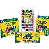 Crayola 7442 - Set Coloring i Lavabilissimi OFFERTA CONVENIENZA