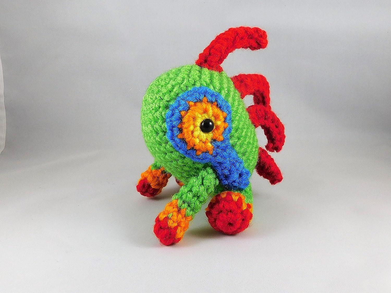 Murky wow amigurumi by gengibrecroche | Crochet pokemon, Diy ... | 1124x1500
