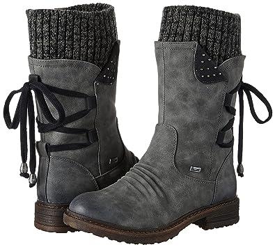 Rieker Womens 94773 45 Boot