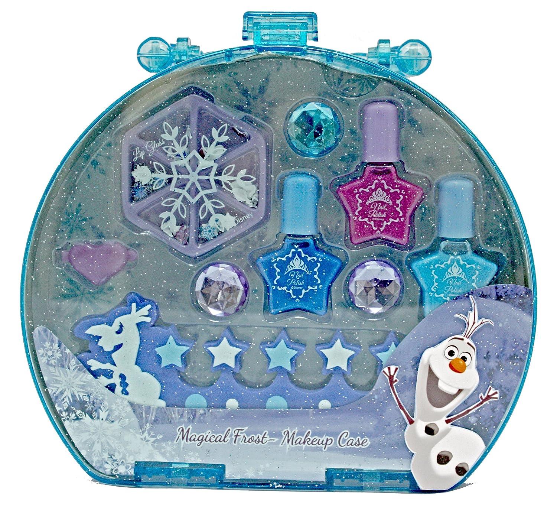 Disney Frozen Die Eiskönigin Schmink-Koffer für Mädchen, 22teilig ...