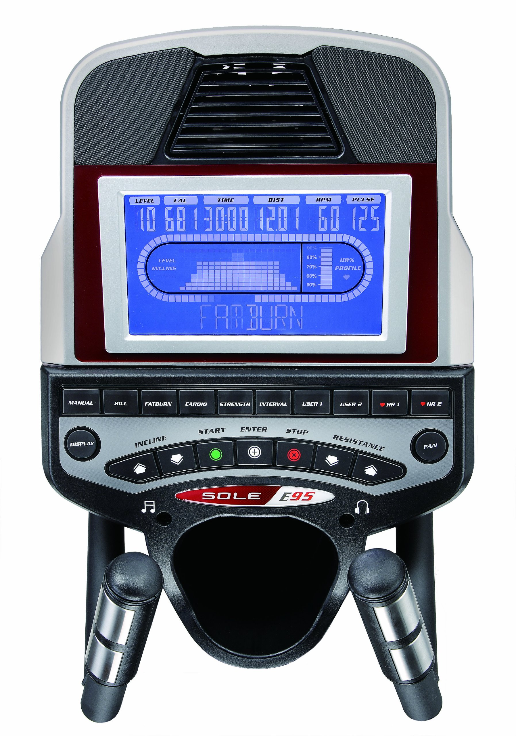 Sole Fitness E95 Elliptical Machine by SOLE