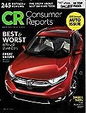 Consumer Reports Annual Auto Issue - April 2017