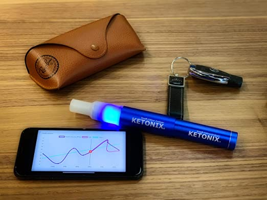 ketone breath analyser