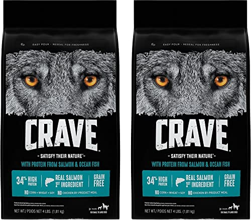 Crave Grain Free Adult Dry Dog Food