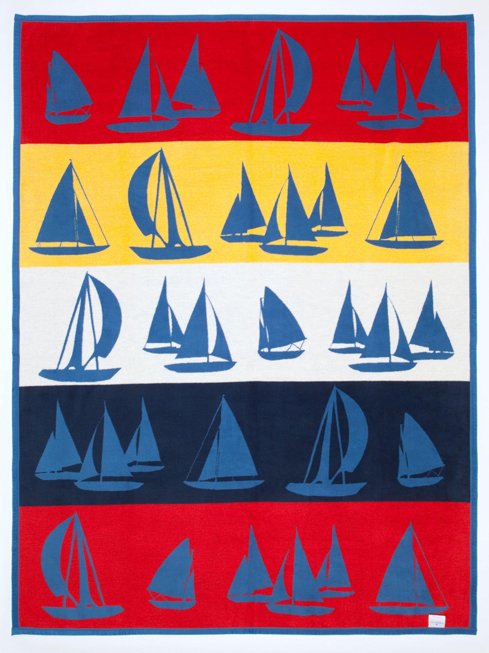 ChappyWrap Oversize Cotton Throw Blanket - Coastal Living Collection by ChappyWrap (Image #7)