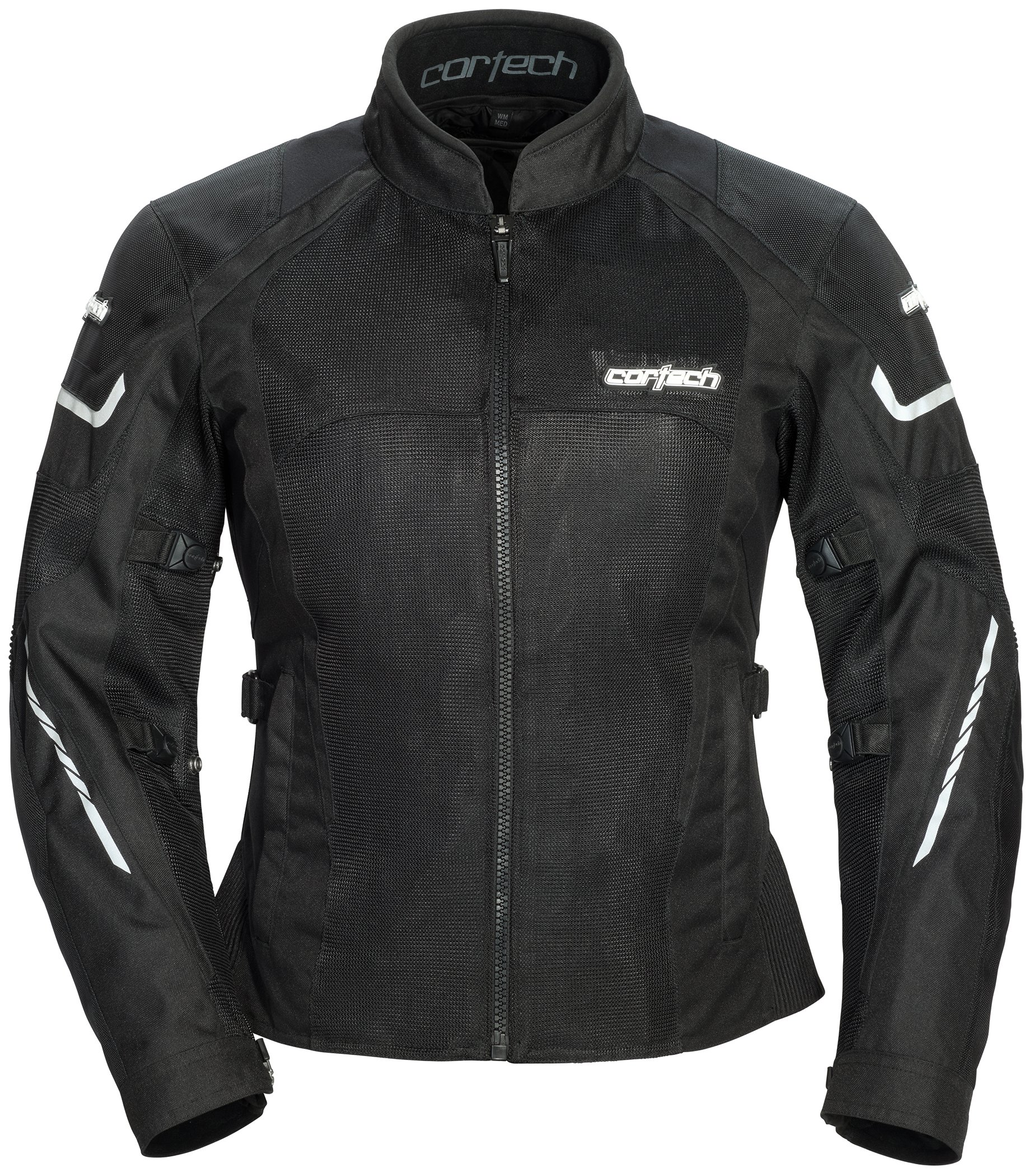Cortech Women's GX-Sport Air 5.0 Jacket (Black, Medium), 1 Pack