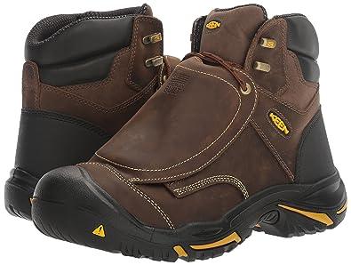 Industrielle Et Construcci¨®n A Rencontré Chaussures Mt. Vernon Hommes, Cascade Brune 11 Nous 2e