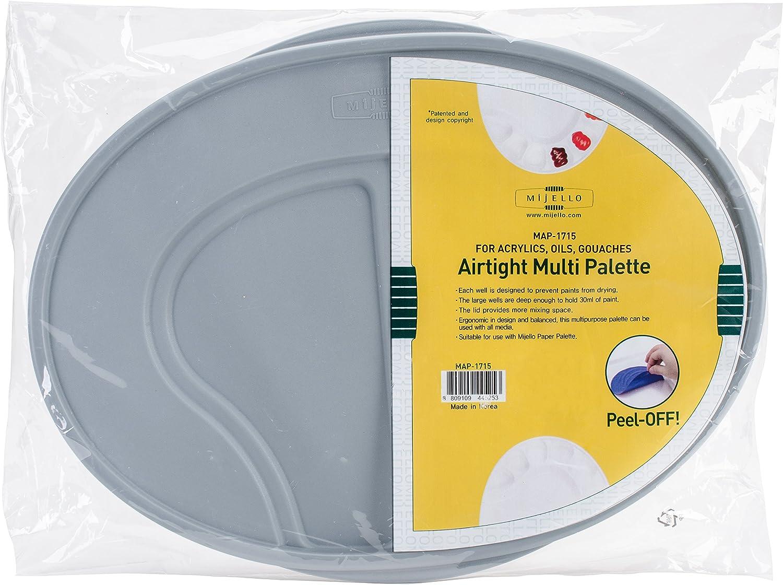 Martin Universal Mijello Peel Purpose Palette 35.81 x 27.69 x 2.54 cm Multi-Colour