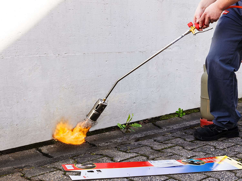 Unkraut Gasbrenner: ROTHENBERGER Industrial RoMaxi Premium - Abflammgerät 030957E
