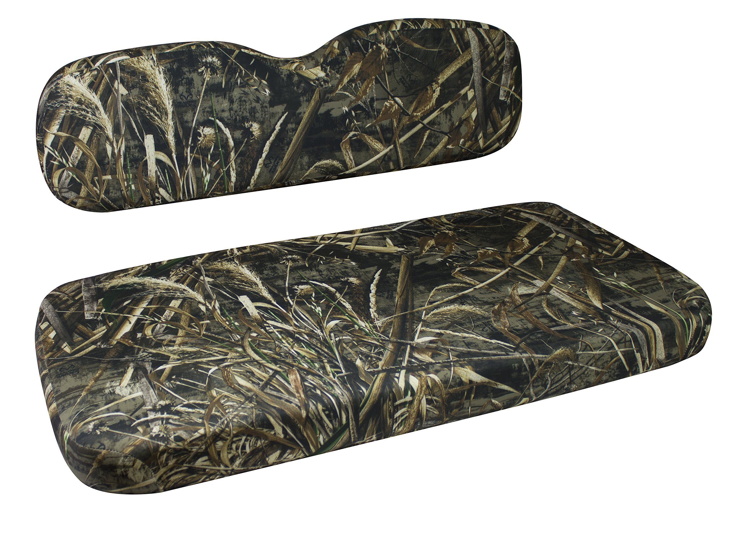 Wise WG004-733 EZGO TXT / Medalist Golf Cart Front Seat Complete Set, Max 5 Camouflage