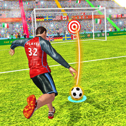 Football Real Strikes   Soccer Champion Game