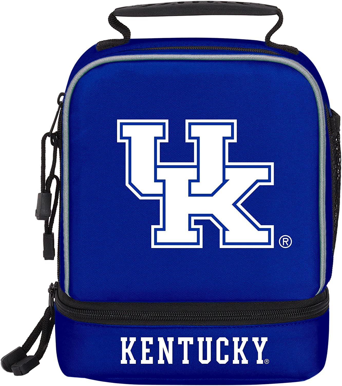 9 x 4.5 x 7.25 Multi Color Officially Licensed NCAA Spark Lunch Kit Bag