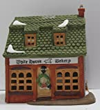 """Heritage Village Collection, Dickens Village Series: """"White Horse Bakery"""" by Department 56"""