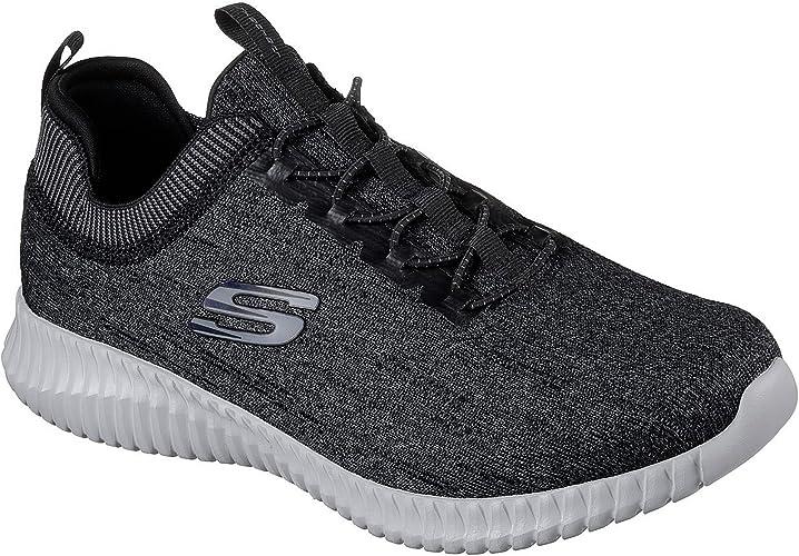 Skechers Herren Elite Flex 52642 bkgy Sneaker: owXSv