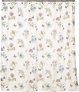 lenox butterfly meadow shower curtain