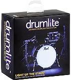 Drumlite DLK22 Single LED Band Light Kit for 22-Inches Kick Drums