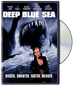 Deep Blue Sea (Amaray/DVD)