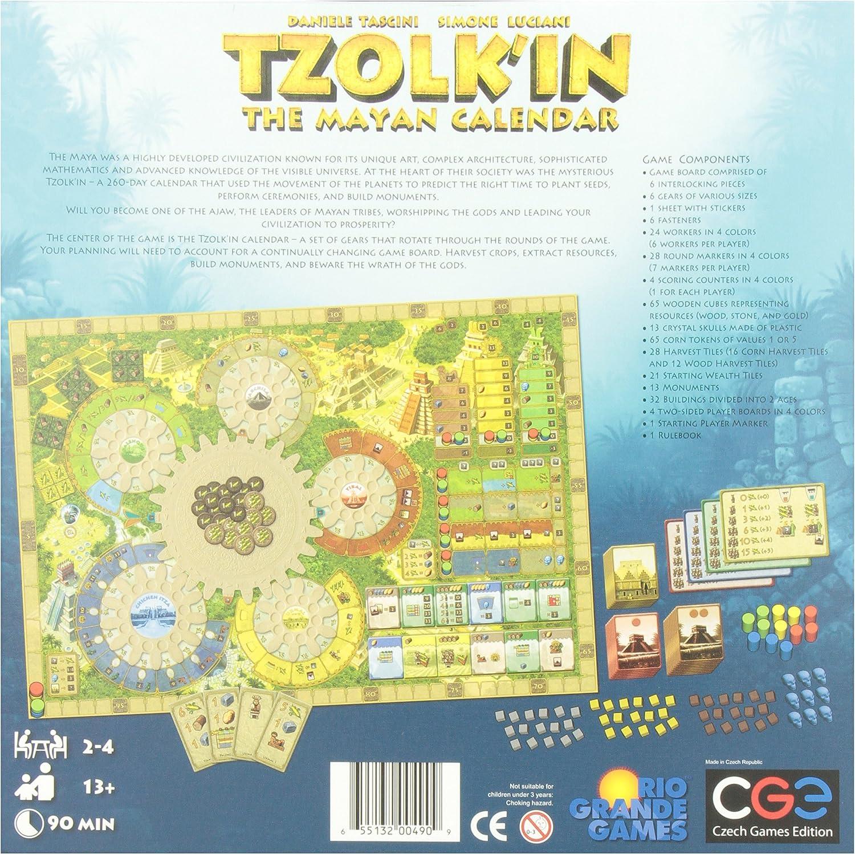 Desconocido Juego de Mesa (RGG490) (Importado): Amazon.es: Juguetes y juegos