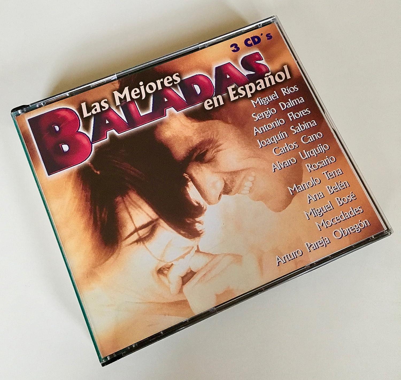 VARIOS ARTISTAS - ROMANCE LAS MEJORES BALADAS EN ESPANOL - Amazon.com Music
