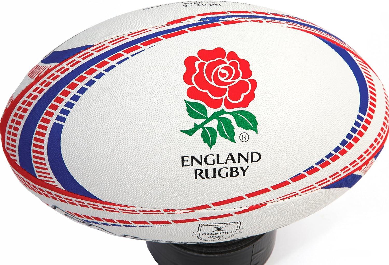 Gilbert - Balón de Rugby, diseño de Inglaterra (Talla 5) - Midi ...