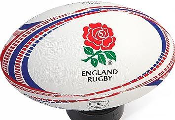 dise/ño de la selecci/ón de Rugby de Inglaterra Gilbert Bal/ón de Rugby