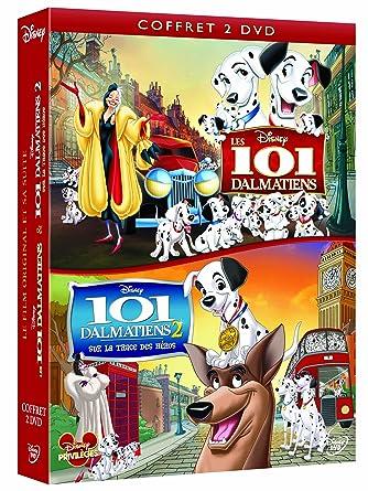 Amazon Com Les 101 Dalmatiens 101 Dalmatiens 2 Sur La Trace