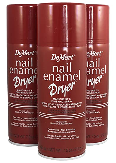 Image Unavailable. Image not available for. Color: Demert Nail Enamel Dryer-7.5 ...