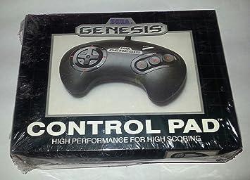 amazon com sega genesis control pad controller three bottoms high
