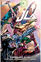 Justice League of America (2015-2016) Kindle Edition