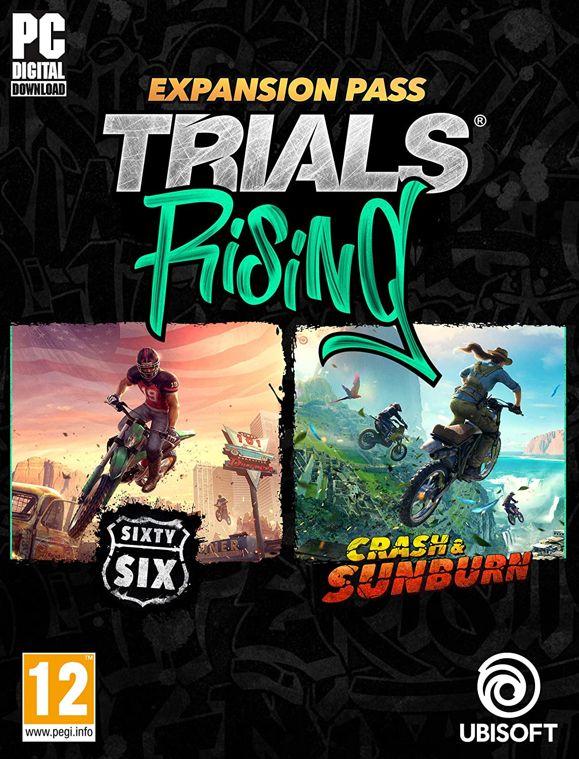 Trials Rising - Expansion Pass: Amazon.es: Videojuegos