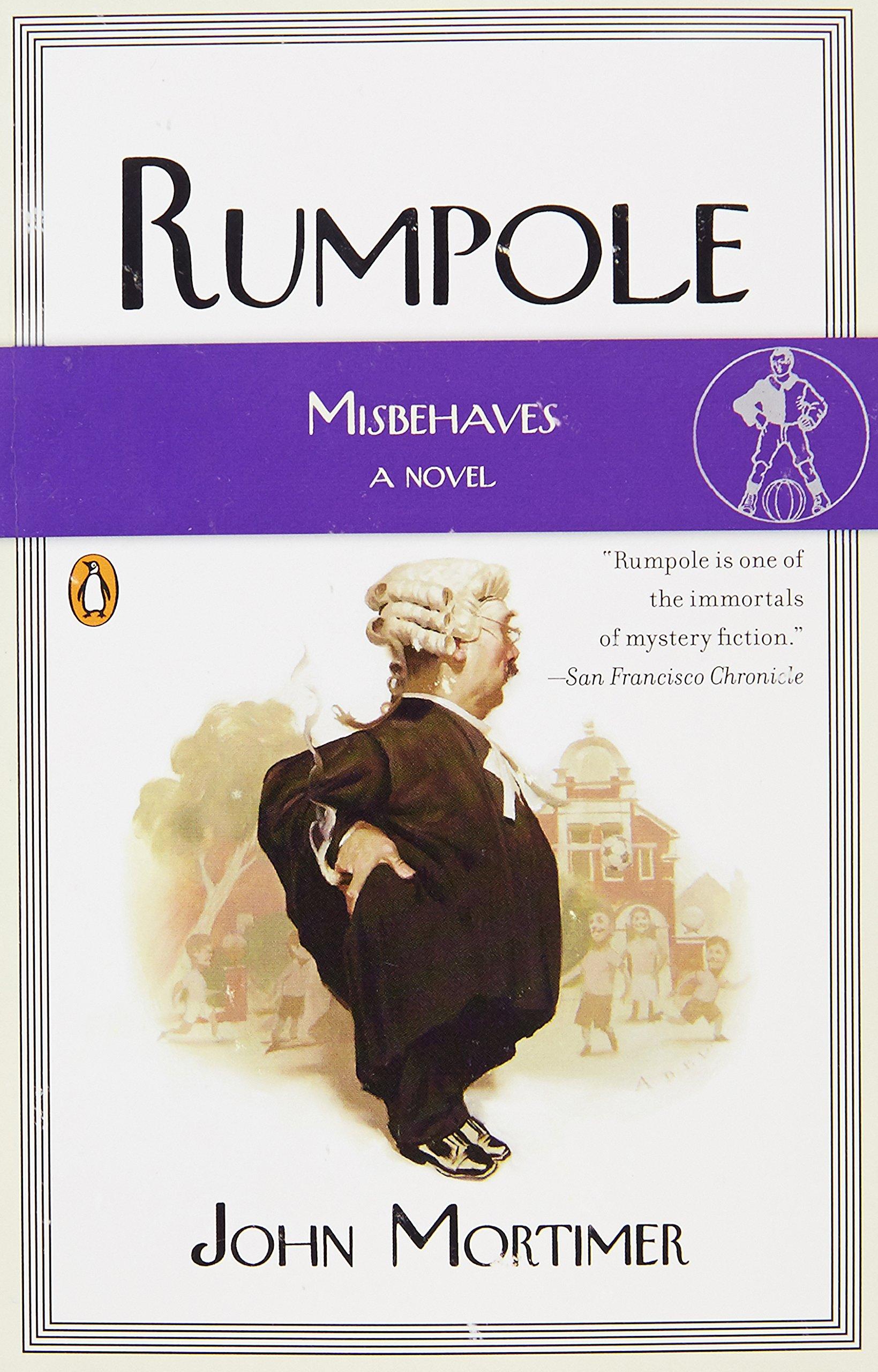 Rumpole Misbehaves John Mortimer 9780143114116 Amazon Books