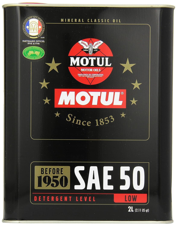 Motul Classic Oil SAE 50 2L 104510