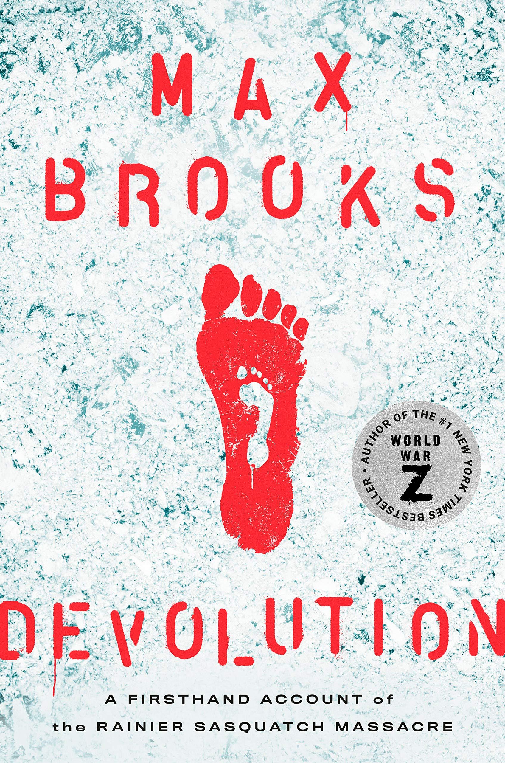 Devolution: A Firsthand Account of the Rainier Sasquatch Massacre book cover