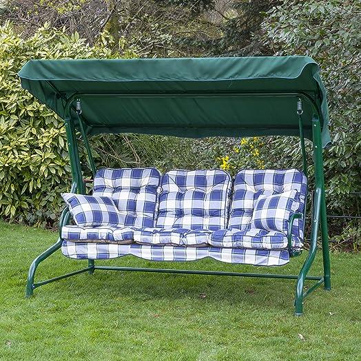 three seater swing seats outdoor furniture three seater swing seats outdoor furniture u - Garden Furniture Swing Seats