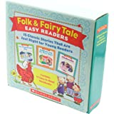 Scholastic Folk & Fairy Tale Easy Readers 英語教材 15冊セット CD付
