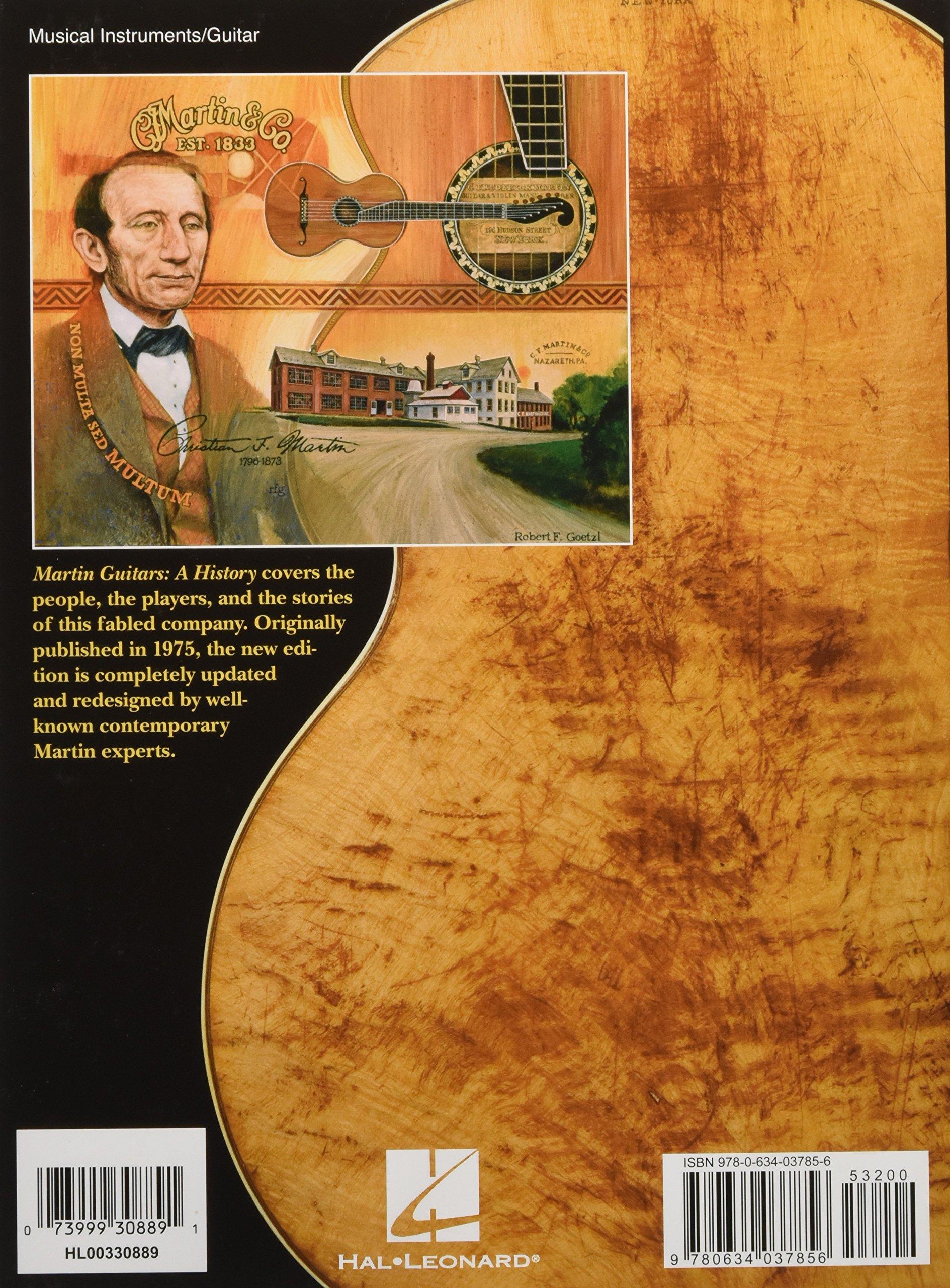 Martin Guitars: A History by Hal Leonard