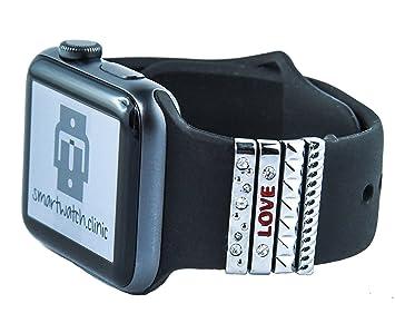 smartwatch. Clinic Charms/Joyas - Juego de 4 Piezas para Apple ...