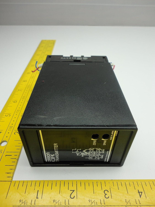 Omron K3FK-VS-44-R Transmitter 24VDC T14596: Mechanical Component Equipment Cases: Amazon.com: Industrial & Scientific